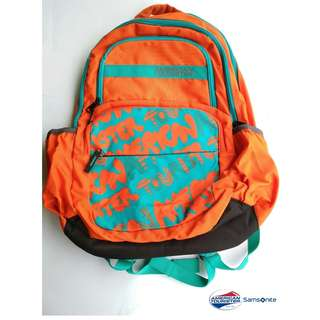 American Tourister by Samsonite Hoola Large Unisex Backpack- Orange (Converted SRP of 3,109Php + )