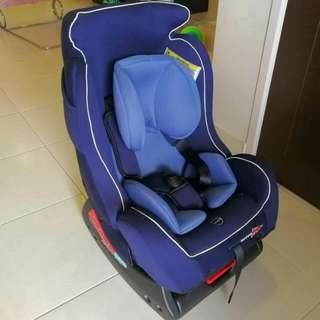 Meinkind Motortown Galaxy Car Seat