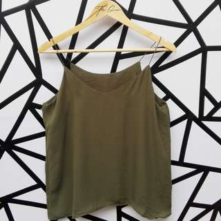 Cami String Top