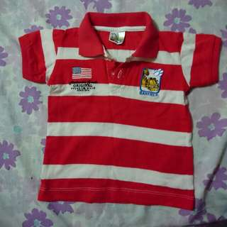 Garfield Polo Shirt for Kids