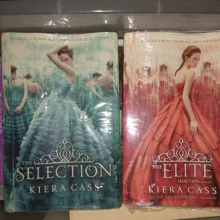 Selling this novels for a cheaper price.