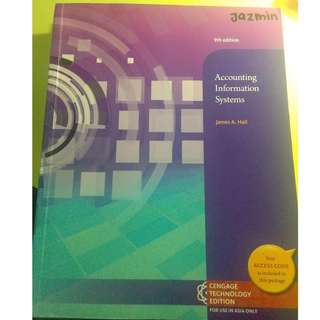 Accounting Information System set books
