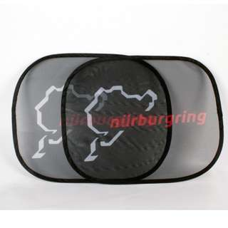 Nurburgring Circuit Merchandise Car Side-Window Sun Shade