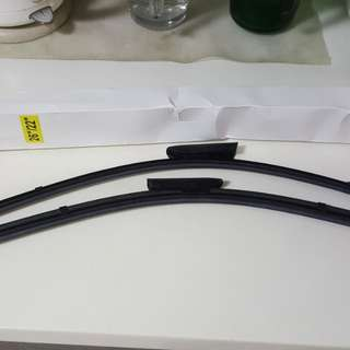 Renault Scenic Wiper Set