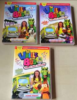 The wheel on the bus DVD