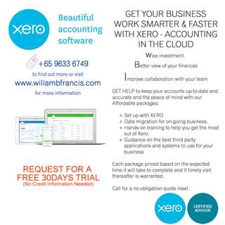 ACCOUNTING SERVICES - XERO CLOUD ACCOUNTING