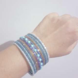 Bangles (Sķy blue)