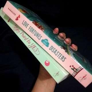Buku Import Each 95rb