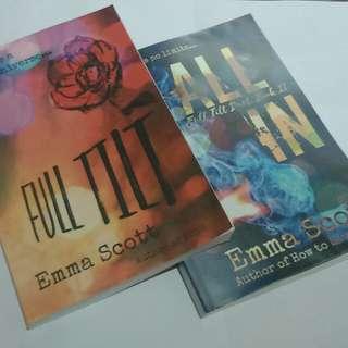 Full Tilt & All In by Emma Scott