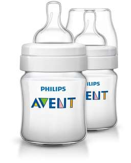 Avent Classic Twin Pack 4oz