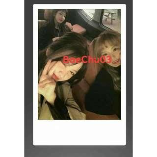 Red Velvet Yeri Wendy Seulgi Polaroid Fujifilm