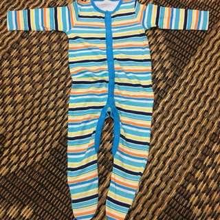 #Baby30 romper/pyjamas
