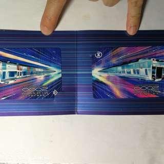 地鐵車票(可議)