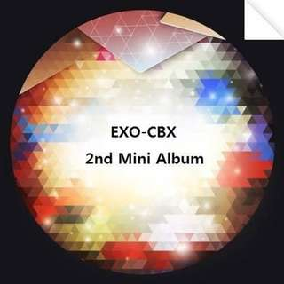 [PRE ORDER] EXO CBX 2nd MINI ALBUM