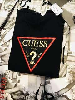 🚚 Guess 短袖男版公司貨正品 尺寸m l xl