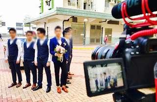 婚禮攝影錄影