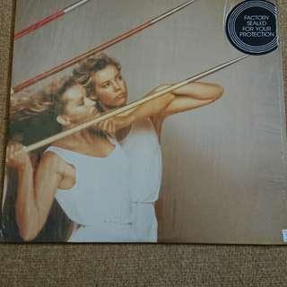 Vinyl Lp Roxy music flesh + blood