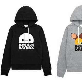 Baymax(chocolate×tsum tsum衞衣hoodie冷帽…)