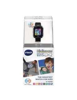 VTech Kidizoom Smartwatch DX2 - Black