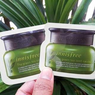 Innisfree The Green Tea Eye Cream