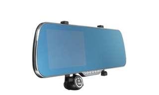 HD car recorder rear-view mirror