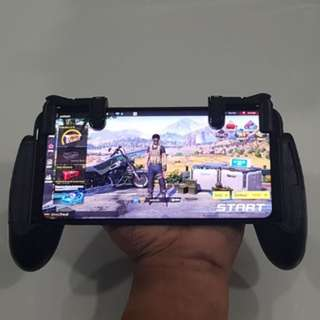 Rules of survival / PUBG mobile grip + fire button **Pre order**