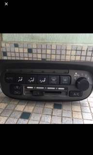 2004 To 2008 Nissan Sunny Aircon Panel Switch