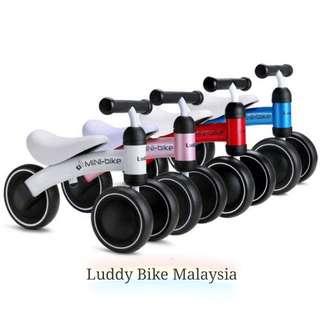 🆕 Luddy Minibike 1.0