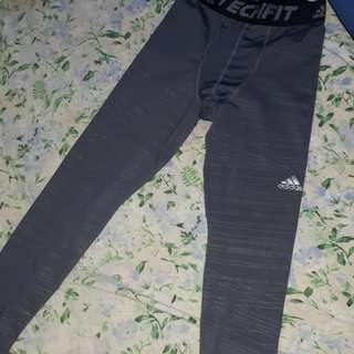 Adidas Techfit gray (small)