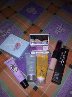 Makeup komplit with soflent x2