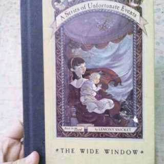 A Series of Unfortunate Events 4 The Wide Window