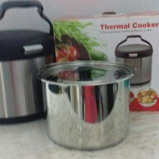Thermal Cooker and Food Warmer in One