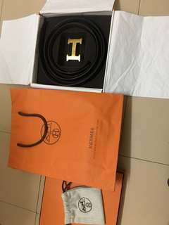 100% authentic Hermes second hand