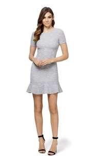 Kookai Concrete Flippy Dress