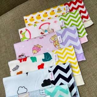 Handmade Baby Napkin /Kids