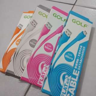 Golf Micro cable