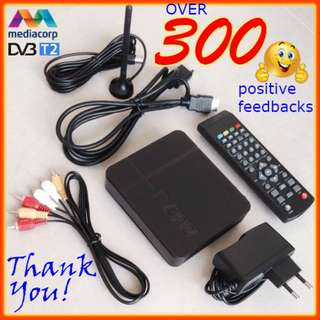DVB-T2 Digital Set top Box