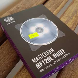 Cooler Master MF120L White Fan
