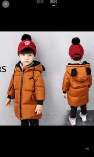 Winter Jacket (5-6 years old)