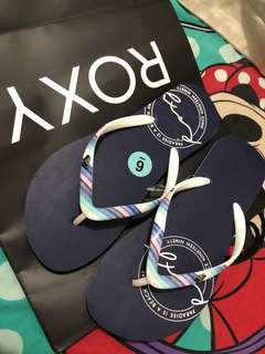 Roxy Slippers