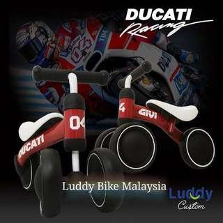 🆕 Luddy Minibike 1.0 SE (Ducati Red)