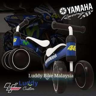 🆕 Luddy Minibike 1.0 SE (Yamaha Blue)