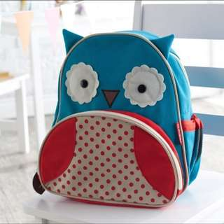 Skip Hop Zoo Kids Back Pack Owl