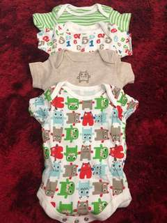 NEW Mothercare Baby Rompers Newborn