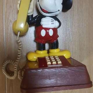 Micky電話
