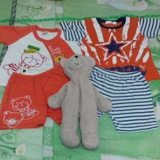 Set baju budak