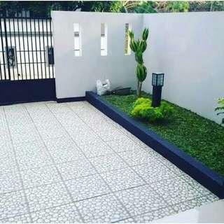 Bikin taman untuk halaman rumah anda