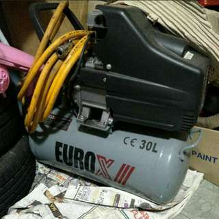 3HP Euro X3 Air Compressor