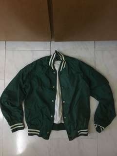 Boys bomber jacket.  Good for cold countries