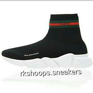 [Promo] Balenciaga Top Speed Trainer X Gucci